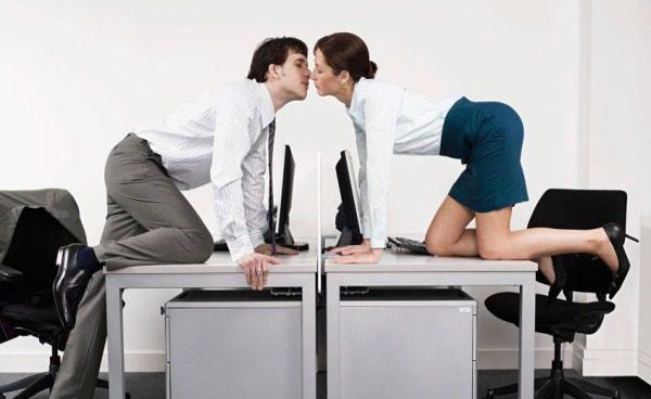 връзка на работното място