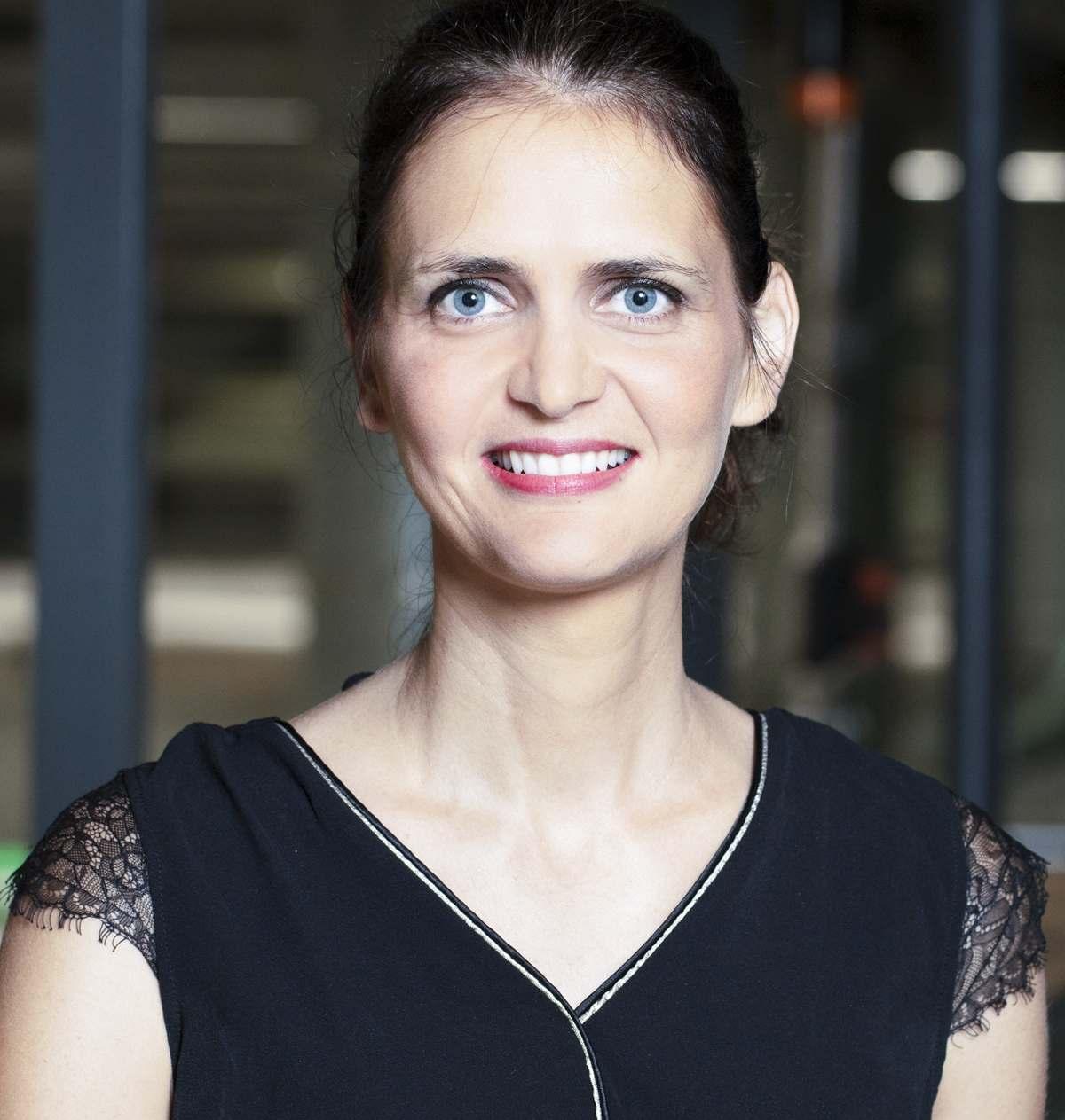 Сара Вуйтине, Мениджър на Фабрика за шоколадови продукти и бисквити, Нестле България